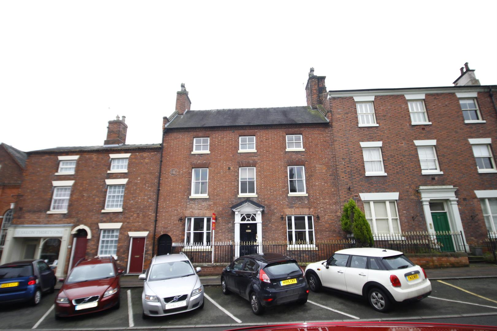 5 Bedrooms Terraced House for sale in High Street, Tutbury, Burton-On-Trent